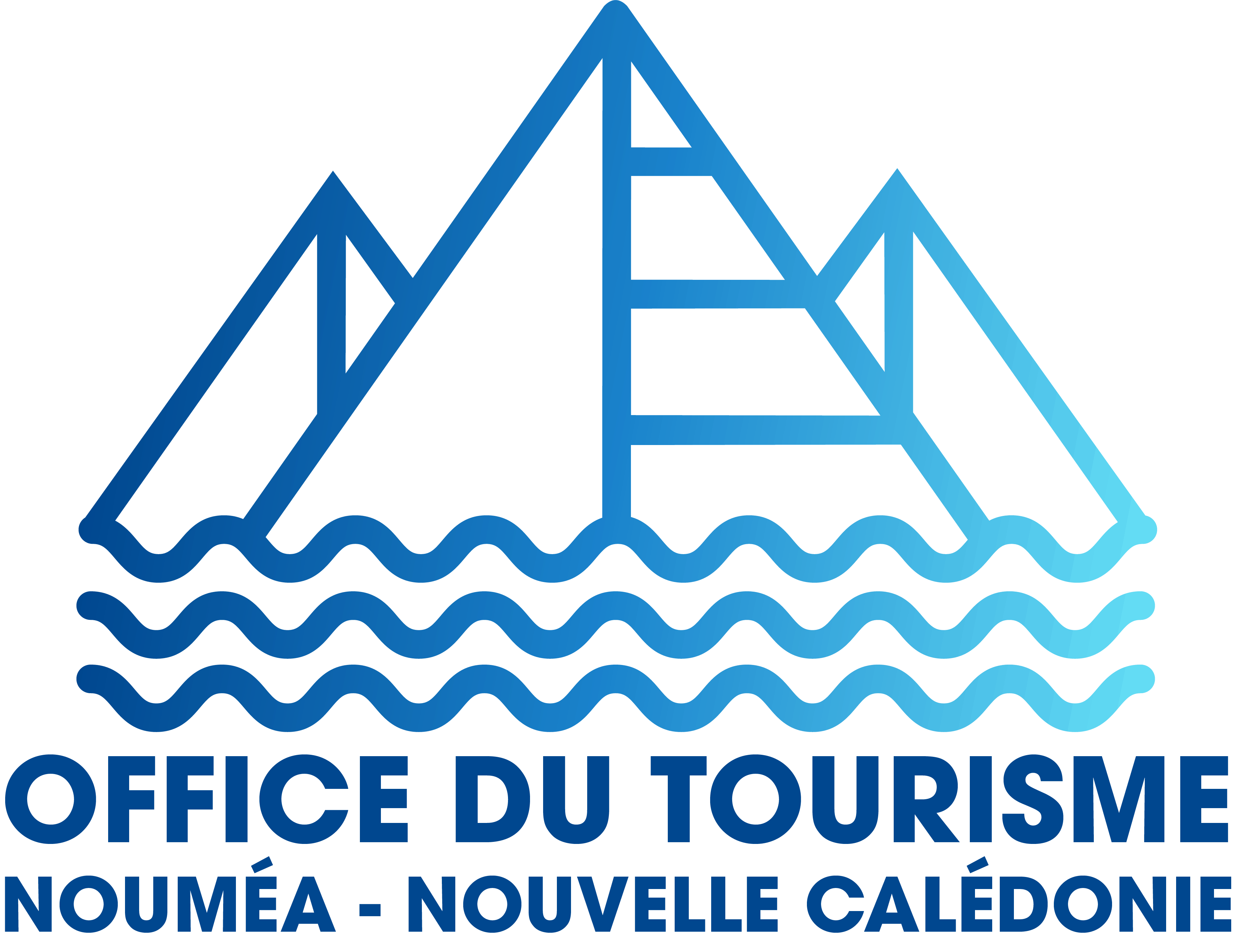 logo office du tourisme noumea